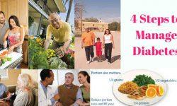 4 Steps से डायबिटीज को जीवन भर कण्ट्रोल करना सीखिए