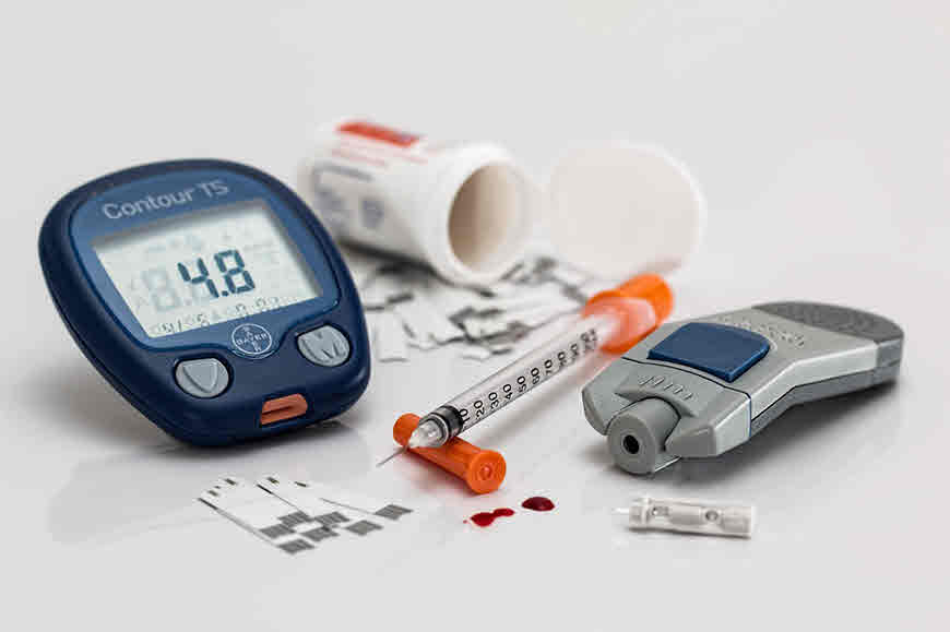 managment of diabetes