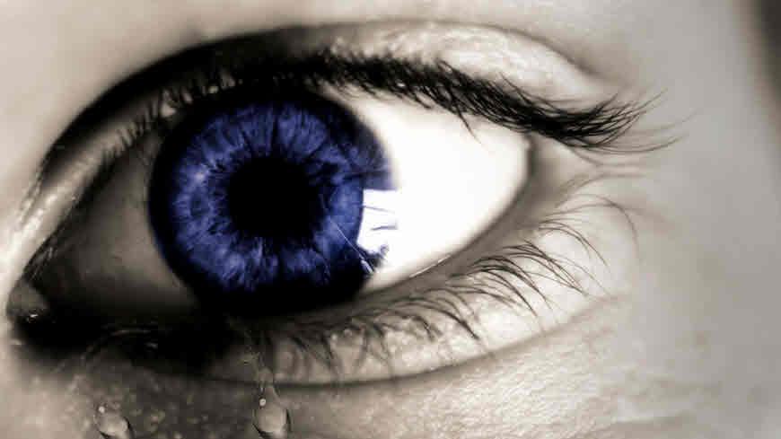 आँख में दर्द