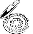 गर्भनिरोधक गोली