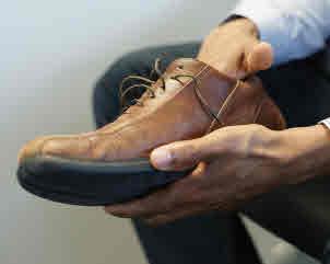 डायबिटीज में जूते